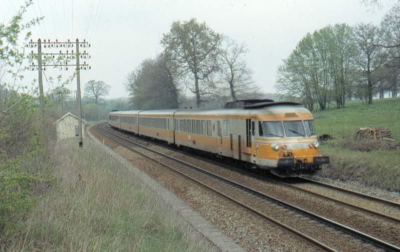 Train lyon limoges